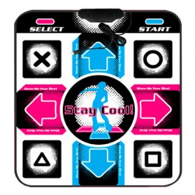 Nendo Karpet Matras DDR Dance Dance Revolution Anti Slip USB Pad - 051600