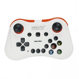 MOCUTE Gamepad Bluetooth for Moba FPS L1 R1 22 Tombol - 056 - White