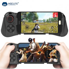 MOCUTE Gamepad Bluetooth for Moba PUBG FPS Telescopic - 058 - Black