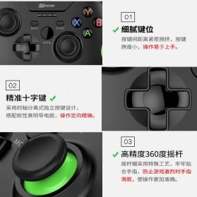 GOTogether Wireless Bluetooth Gamepad - TGZ-X10A - Black - 6