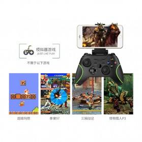 GOTogether Wireless Bluetooth Gamepad - TGZ-X10A - Black - 8