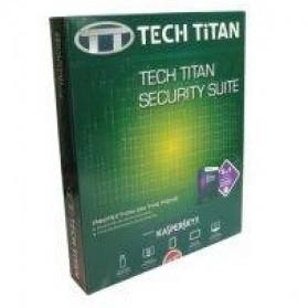 Kaspersky Tech Titan T-Drive Pro 5-in-1 (TT-TDP8331-ID) - 3 User