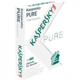 Kaspersky PURE 2.0 Total Security - 3 User