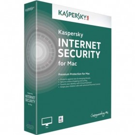 Kaspersky Internet Security for Mac - 1 User