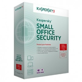 Kaspersky Small Office Security - 5 User