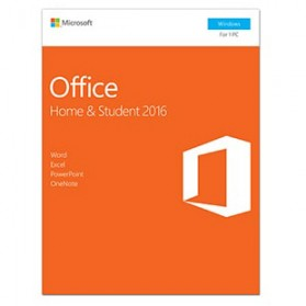 Original Software - Microsoft Office Home and Student 2016 - 1PC
