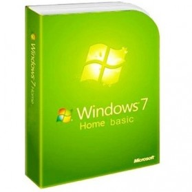 Microsoft Windows 7 Home Basic 64 Bit [OEM]