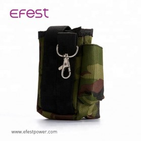 Efest Tas Pinggang Pouch Mod Vape Vaporizer Nylon - B01 - Camouflage - 2