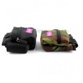 Efest Tas Pinggang Pouch Mod Vape Vaporizer Nylon - B01 - Camouflage - 6