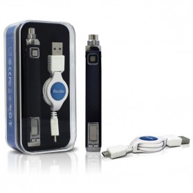 Innokin iTaste VV V3.0 Battery Kit Acrylic Box - Silver - 4