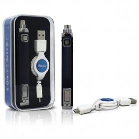Innokin iTaste VV V3.0 Battery Kit Acrylic Box - White - 4