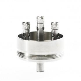 Innokin iTaste VF RDA Rebuildable Atomizer - Silver - 3