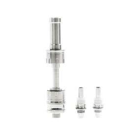 Innokin Gladius Adjustable Airflow Dual Coil Clearomizer 2.1 Ohm - Silver - 3