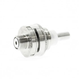 Innokin Gladius Adjustable Airflow Dual Coil Clearomizer 2.1 Ohm - Silver - 6