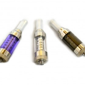 Innokin iClear 30S Dual Coil Clearomizer Non-Rotatable Drip Tip 2.1 Ohm - Red - 2