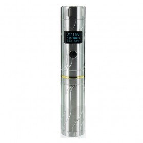 Pioneer4You GL50 Variable Voltage Wattage Box Mod - Silver