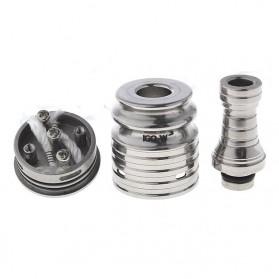 Youde IGO-W3 RDA Rebuildable Atomizer - Silver - 5