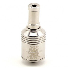 Nimbus V5 RDA Rebuildable Atomizer - Silver