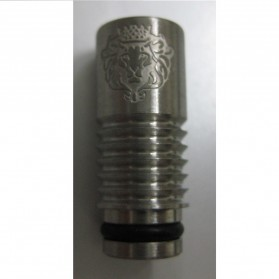 Lion King Drip Tip - Silver - 1