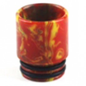 TFV8 Kennedy Resin Drip Tip - Red
