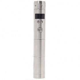 VAMO V5 Variable Voltage Mod 15W - Silver