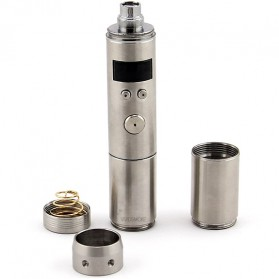 VAMO V5 Variable Voltage Mod 15W - Silver - 2
