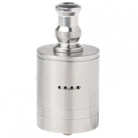 Cerberus 26650 RDA Rebuildable Atomizer - Silver