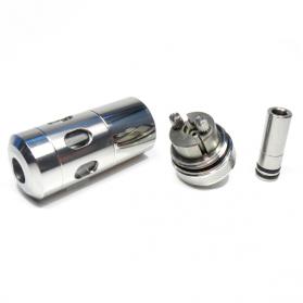 Squape RBA Rebuildable Atomizer - Silver - 5