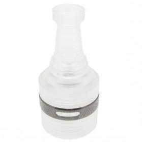 Helios M Plastic RDA Rebuildable Atomizer - Silver