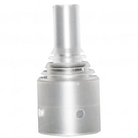 Omega M Tank Plastic RDA Rebuildable Atomizer - Silver