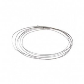 Rebuildable Vaporizer Kanthal A1 Wire 0.40mm 26G AWG 1 Meter - Silver
