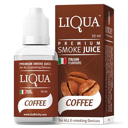Ritchy LIQUA Coffee Energy Enjoyment E-Liquid 30ml Zero Nikotin - 1 ...