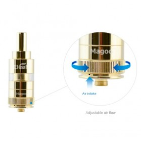 Eleaf Magoo-C RBA Rebuildable Atomizer - Golden - 4