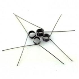 Focusecig Prebuilt Kanthal Wire 28 Guage 0.3mm 1 Ohm