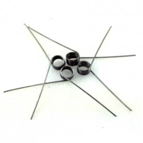 Focusecig Prebuilt Kanthal Wire 21 Guage 0.7mm 0.4 Ohm