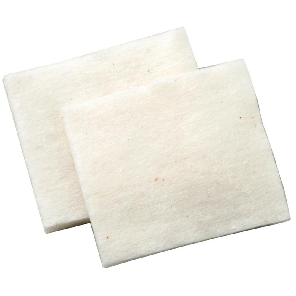 Focusecig Authentic Japanese Muji Organic Cotton Pads 10 Lembar For Vape 5 White 1