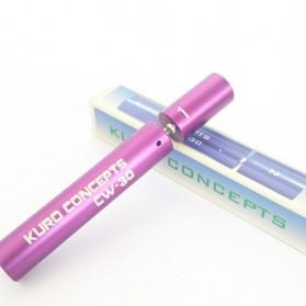 Kuro Koiler Khantal Wire Coiling Tool - CW-20 CW-25 CW-30 - Purple - 7