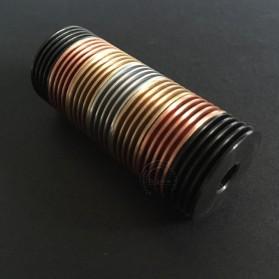 Heatsink Adapter 510 untuk RDA 22mm - Black - 4