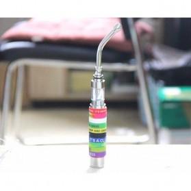 Long Drip Tip 510 - Silver - 7