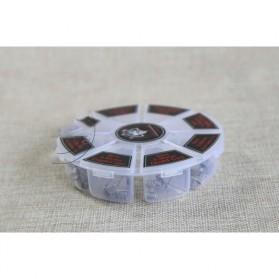 8 in 1 Demon Killer Wire Prebuilt Coils Vape DIY - White - 4