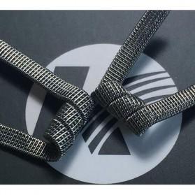 Prebuilt Clapton Wire Alien Coil 0.2 ohm - White - 3