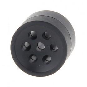 Mr.Zhao Aluminium + POM Hybrid Drip Tip Vaporizer - Black - 3