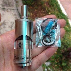 Taifun GT II RDA RBA Rebuildable Atomizer - Silver - 8