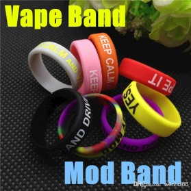 Vape Rubber Band Diameter 2.4cm - Multi-Color
