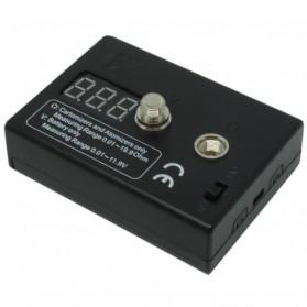 Ohm Meter Vapor Rokok Elektrik - Black - 2