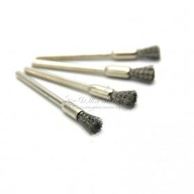 Sikat Pembersih Coil Atomizer Vaporizer - Silver - 6