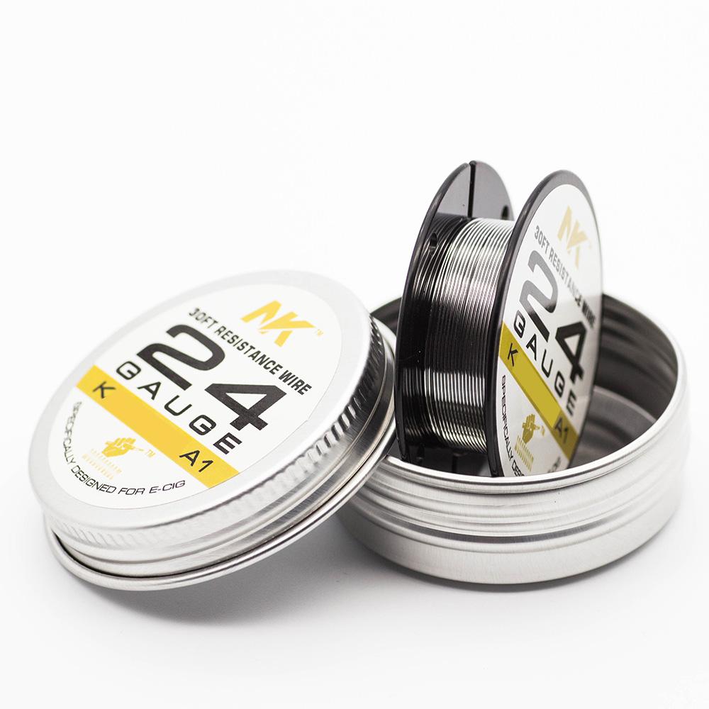 Sheen Kanthal A1 Wire 30ft 24g 0.5mm - JakartaNotebook.com