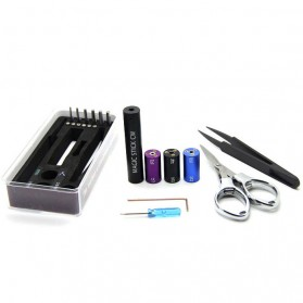 Magic Stick 6 in 1 CW Coiling Kit Vapor - Black