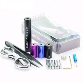 Magic Stick 6 in 1 CW Coiling Kit Vapor - Black - 3