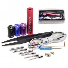 Magic Stick 6 in 1 CW Coiling Kit Vapor - Red